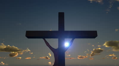 stock-footage-jesus-on-cross-close-up-time-lapse-sunset-day-to-night
